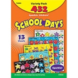 Trend School Days Stickers Variety Pack