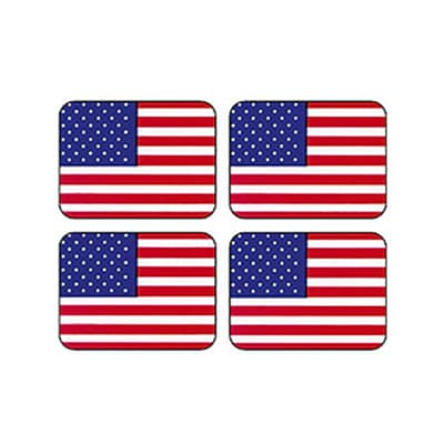 Trend® Discovery Stickers; American Flag