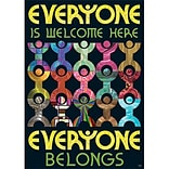 Classroom Poster; Everyone is welcome here…