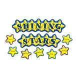 Teacher Created Resources Mini Bulletin Board Sets; Shining Stars