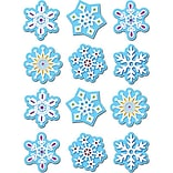 Creative Teaching Press Stickers; Snowflakes