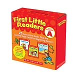 First Little Readers; Guided Reading Level A