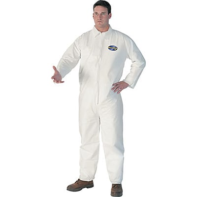 Kleenguard™ A40 Liquid & Particle Protection Apparel, Large, 25/CS