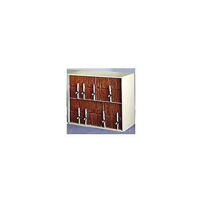 Medical Arts Press® Open Shelf X-Ray Files; 2-Tier