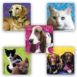 Smilemakers® Childrens Stickers Assortment Roll; Dog and Cat Photos