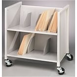 Buddy Products Standard File Cart