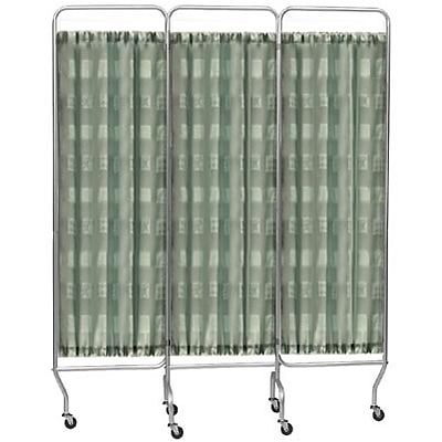Privacy Screen; Panel, Cloth, Sage