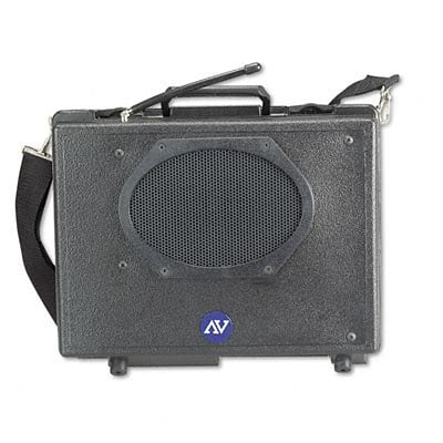 AmpliVox® Wireless Audio Portable Broadcast PA System