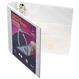 Avery® Extra-Wide Heavy-Duty View Binder w/Locking 1-Touch EZD Rings, 1 1/2