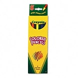 Crayola® Colored Pencils; 8/Box