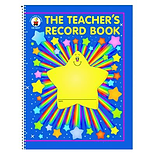 Teachers Record Book; Wirebound, 8 1/2 x 11, 96 Pages