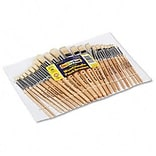 Natural Bristle Preschool Brushes