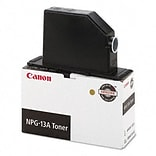 Canon® NPG-13A Black Toner Cartridge