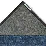 Crown EcoStep™ Wiper Mats; 3x10, Charcoal