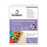 Domtar FirstChoice® ColorPrint® Paper; 8-1/2x11, Letter Size