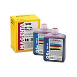 Kodak 21315000 Ink Refill, 2 Bottles of Ink (500 ml each), Magenta