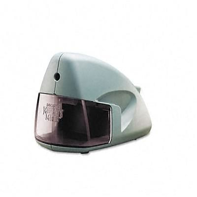 X-ACTO® Mighty Mite™ Electric Pencil Sharpener; Mineral Green