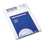 EPSON 11-3/4x16-1/2 Luster Photo Paper