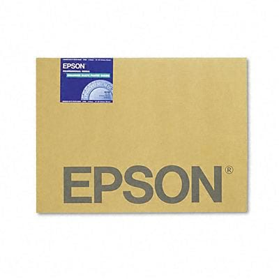 Epson® Enhanced Matte Posterboard; 30 x 24, White, 10/Pack