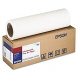 Epson® Ultra-Smooth Fine Art Paper; 17x50