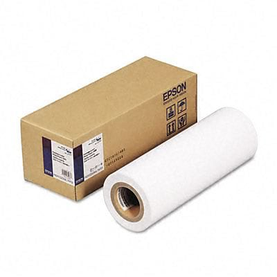 Epson® Premium Luster Photo Paper; 240gms, 10mil, 16x100, White, Roll