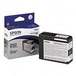 Epson® T580100 Ink Cartridge; Photo Black