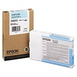 EPSON T605500 (60) Light Cyan Inkjet Ctdg.