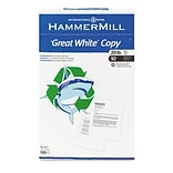 Hammermill® 20lb Ledger Recycled Copy Paper