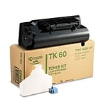 Kyocera TK60 Toner Cartridge; Black