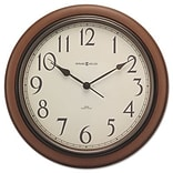 Howard Miller Wall Clocks; Talon, 15-1/4in, Cherry