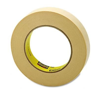 High-Performance Masking Tape, 1 x 60 Yards, 3 Core