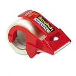 Strapping Tape & Dispenser, 2 x 10 Yards, 1-1/2 Core