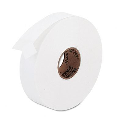 One-Line Easy-Load Pricemarker Labels, 7/16 x 7/8, White, 2500 labels per roll