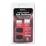 1131/1136 Labelers Blk Rplc. Ink Rollers
