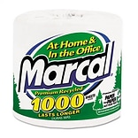 Marcal 1-Ply Bathroom Tissue 40/Case