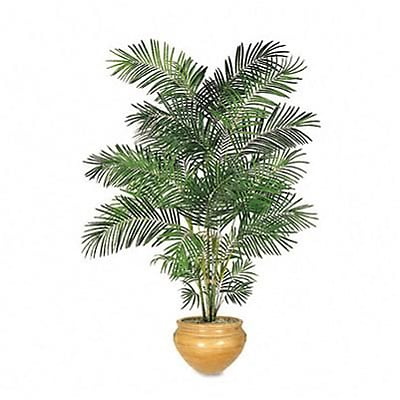 Artificial Areca Palm Tree, 6ft Overall Height, (Planter Sold Separately)