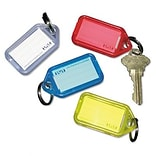 PM Asst. Color Company Replacement Key Tags