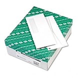 Business Window Envelope, Contemporary, #10, White, Recycled, 500/Box