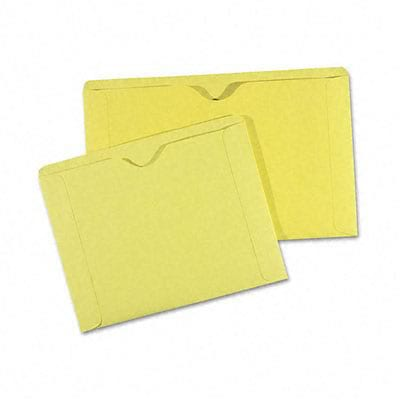 Quality Park® 3 pt. Tag File Jackets; Buff