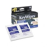 Read Right® KeyWipes™ Keyboard and Hand Cleaner