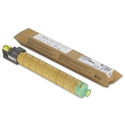 Ricoh® 820008 Toner Cartridge; High-Yield, Yellow