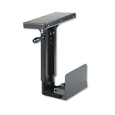 Safco® Swivel-Mount Under CPU Stand