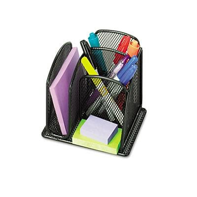 Safco® Onyx Desk Accessories; Mini Organizer