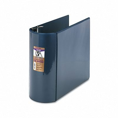 Samsill® Top Performance DXL™ Insertable Angle-D Binders; 5 Capacity, Dark Blue