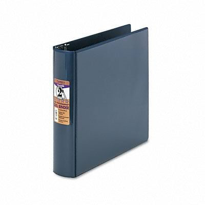 Samsill® Top Performance DXL™ Insertable Angle-D Binders; 2 Capacity, Dark Blue