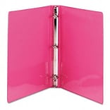 Antimicrobial Presentation 1 Round Ring Binder