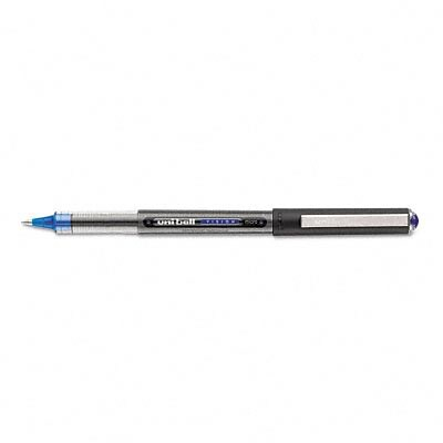 Vision Stick Roller Ball Pen, BE/GY Brl, BE Ink, Micro Fine, 0.50 mm