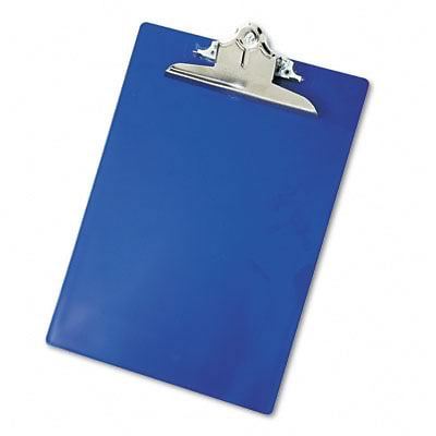 Saunders® Recycled Plastic Clipboards; Blue