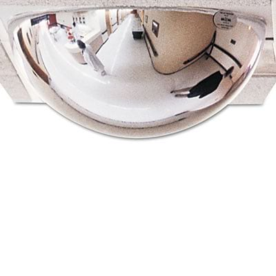 T-BAR Panaramic 360¦ Dome Security Mirror For Use In 2 x 2 Drop Ceilings