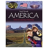 Teacher Created Resources Travel Through America Books; Set 1